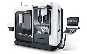 5 axis CNC Machining equipment