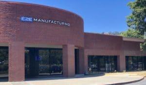 E2E Manufacturing Resources headquarters in California